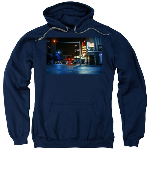 Never The Right Time Sweatshirt