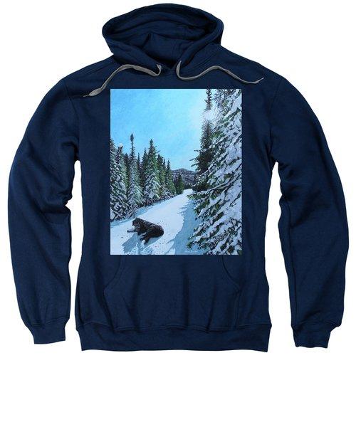 Newfoundland In Labrador II Sweatshirt