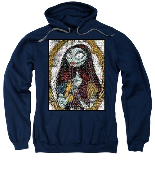 Nightmare Before Christmas Hooded Sweatshirts Fine Art America