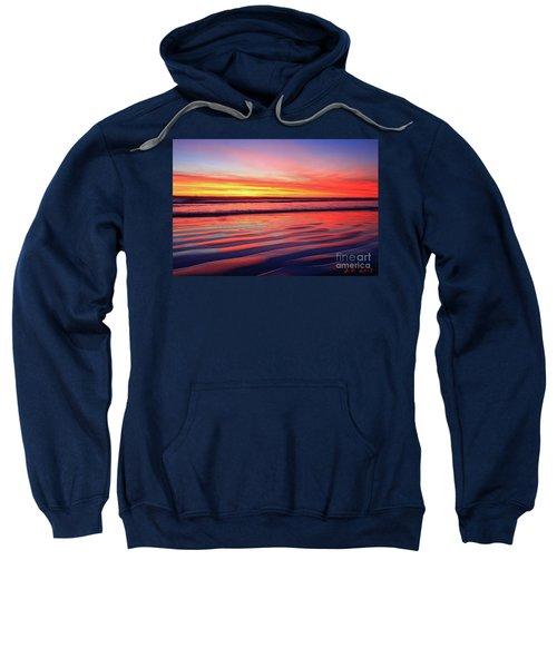 Oceanside Sand Ripples Sweatshirt