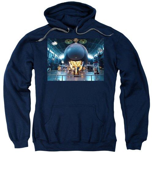 Nose Down - Enterprise Sweatshirt