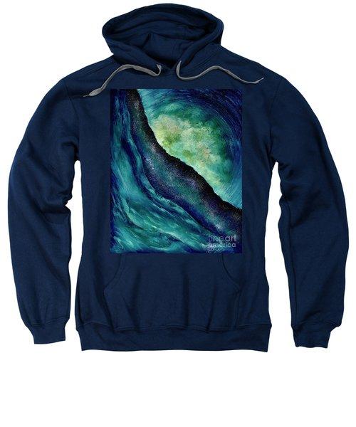 Ocean Meets Sky Sweatshirt