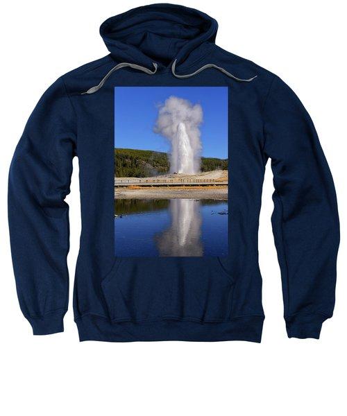 Old Faithful Reflections Sweatshirt