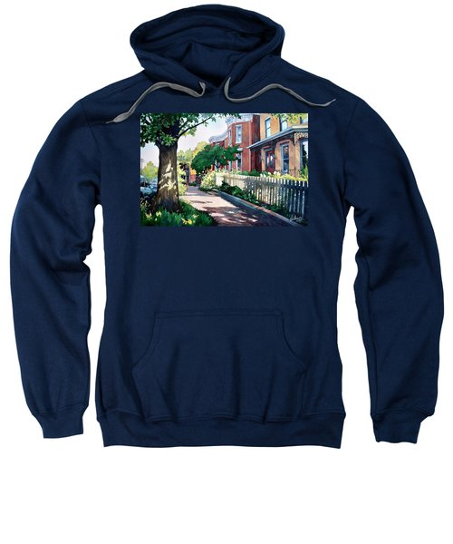Old Iron Porch Sweatshirt