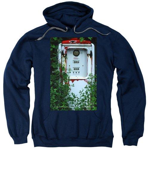 6g1 Old Tokheim Gas Pump Sweatshirt