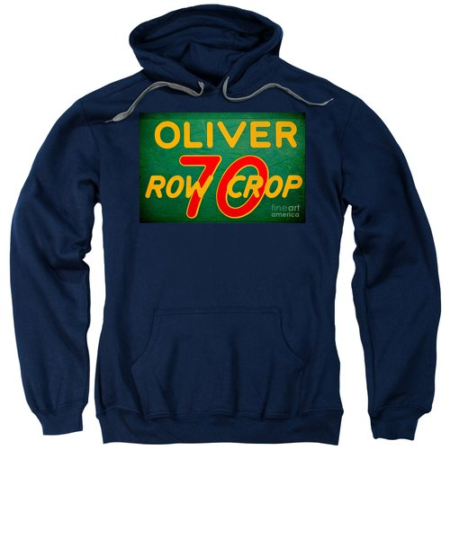 Oliver 70 Row Crop Sweatshirt