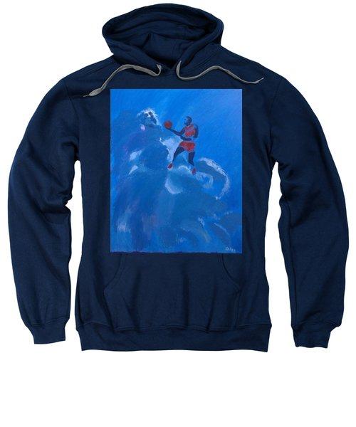 Omaggio A Michael Jordan Sweatshirt