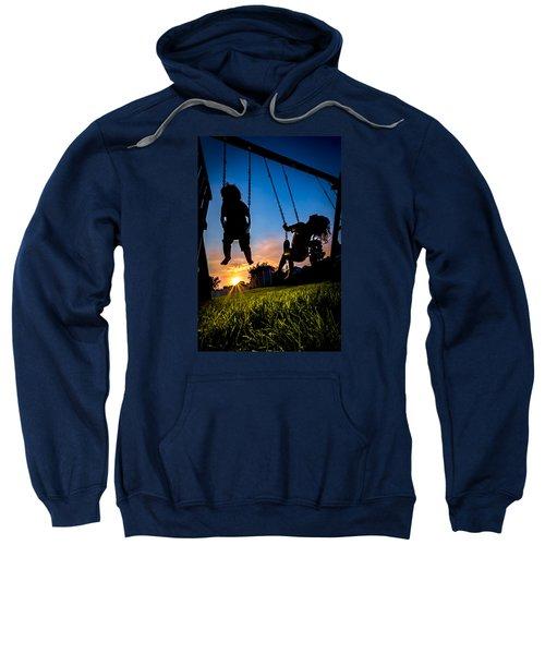 One Last Swing Sweatshirt