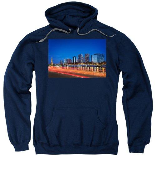 Paris Express Sweatshirt