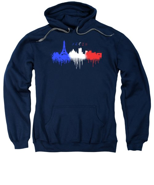 Paris Skyline  Sweatshirt