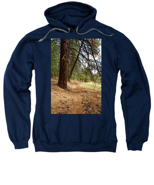 Path To Enlightenment 2 Sweatshirt