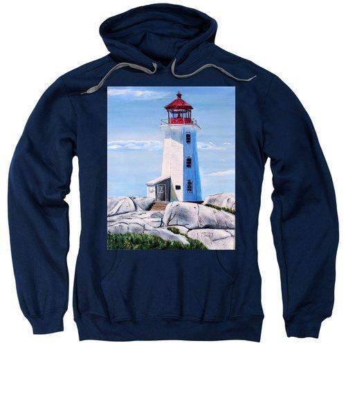 Peggy's Cove Lighthouse Sweatshirt