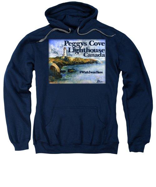 Peggys Cove Lighthouse Shirt Sweatshirt