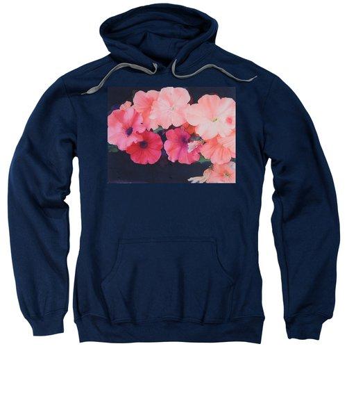 Petunias Sweatshirt