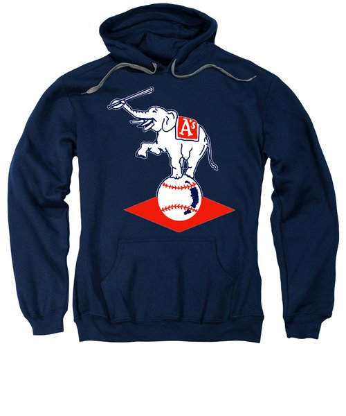 Philadelphia Athletics Retro Logo Sweatshirt