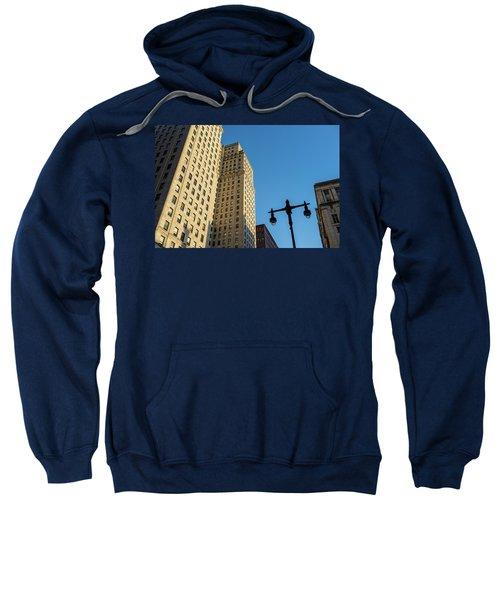 Philadelphia Urban Landscape - 0948 Sweatshirt