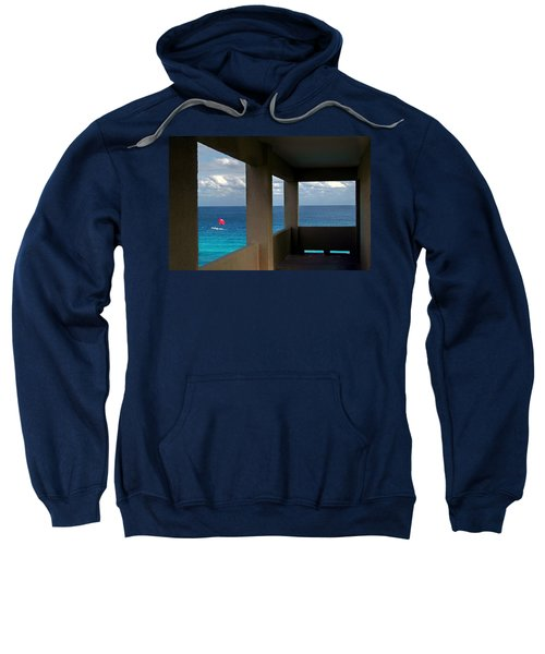 Picture Windows Sweatshirt