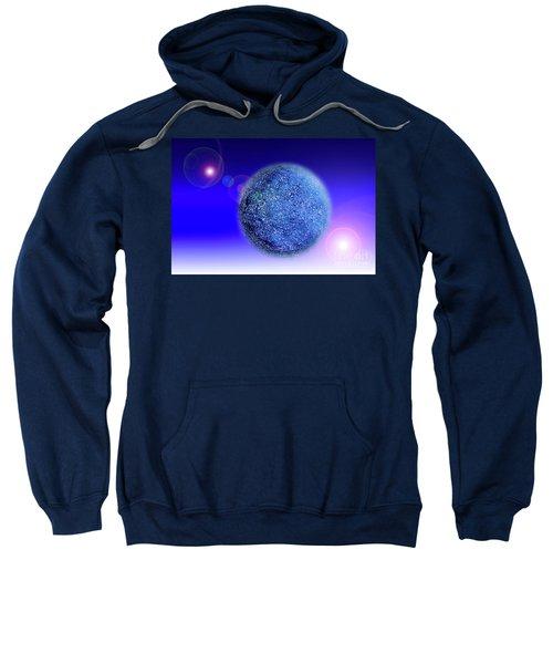 Planet Sweatshirt by Tatsuya Atarashi