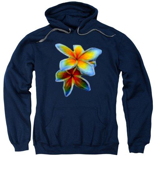 Plumerias Sweatshirt