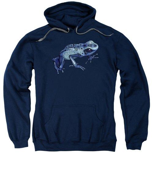 Poison Dart Frog Sweatshirt by ZH Field