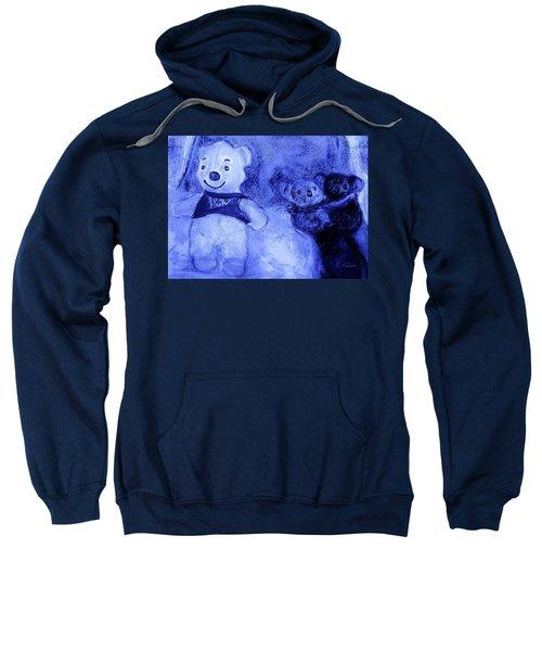 Pooh Bear And Friends Sweatshirt