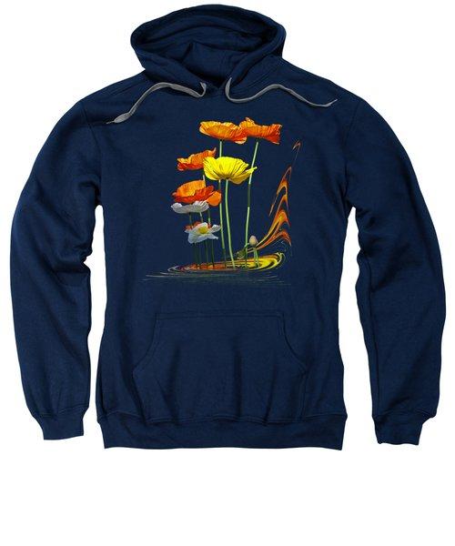 Poppy Pirouette Sweatshirt