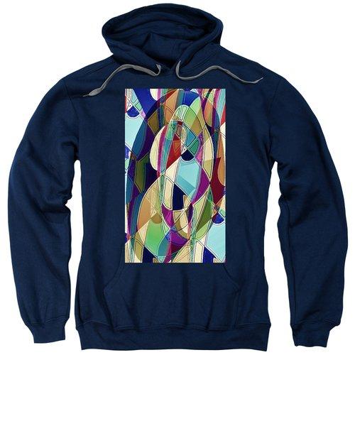 Portrait Of A Friend Sweatshirt