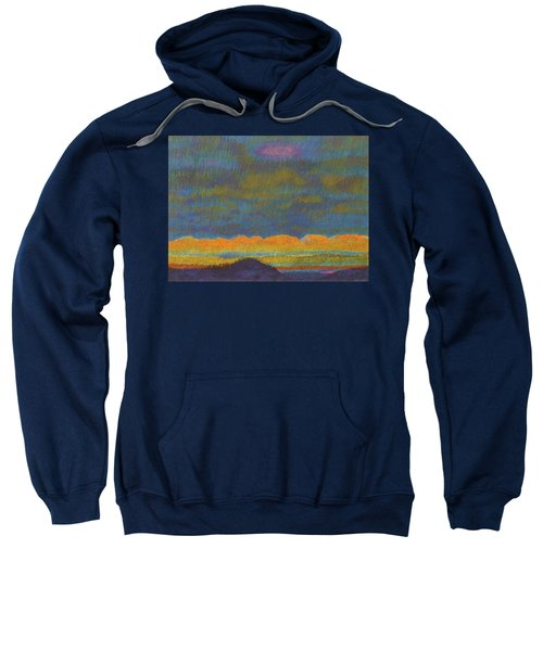 Powder River Reverie, 1 Sweatshirt