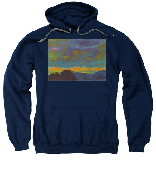 Powder River Reverie, 2 Sweatshirt