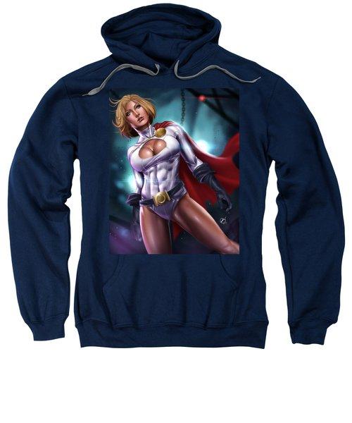 Power Girl Sweatshirt