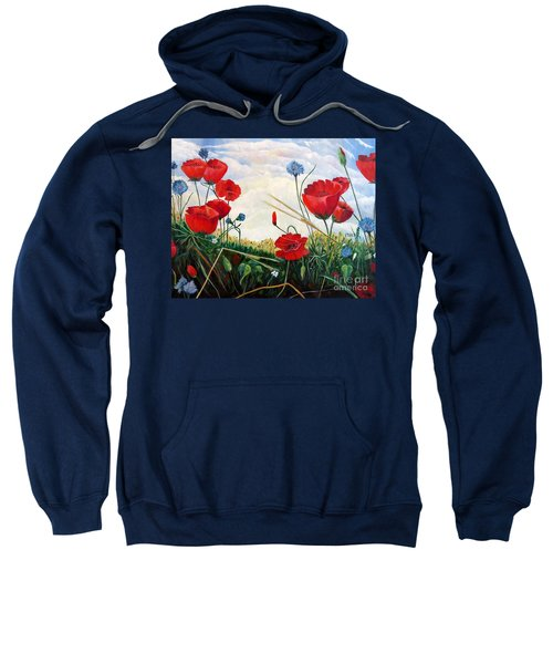 Prayer And Praise Sweatshirt