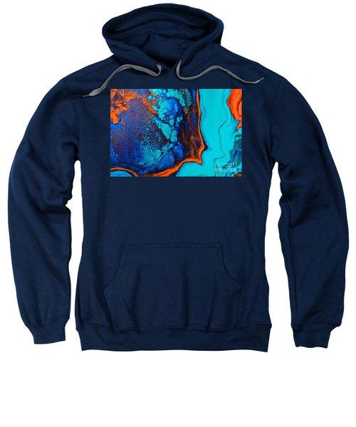 Puffer Fish Sweatshirt