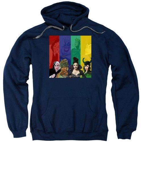 Queens Of Darkness Sweatshirt