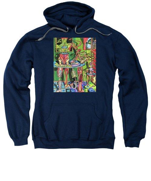 Raw Garnishings Sweatshirt