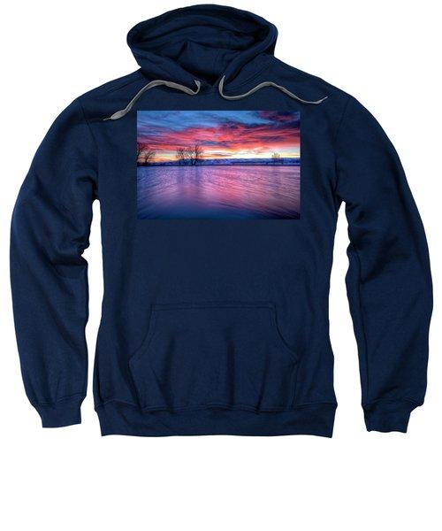 Red Dawn Sweatshirt