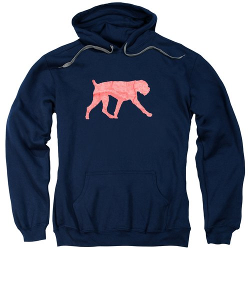 Red Dog Tee Sweatshirt