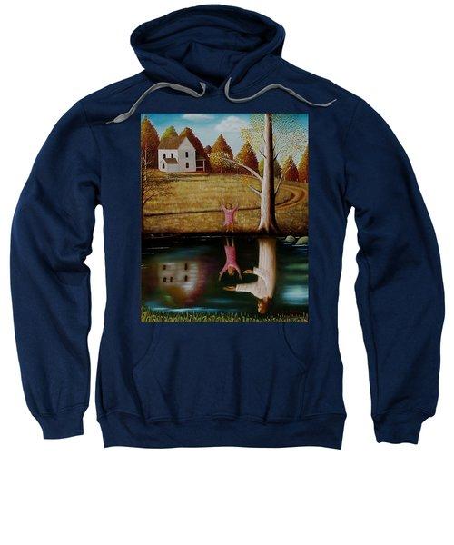 Reflection Of Protection. Sweatshirt