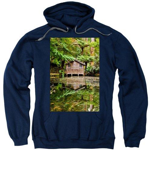 Reflections On The Pond Sweatshirt