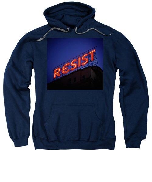 Resistance Neon Lights Sweatshirt