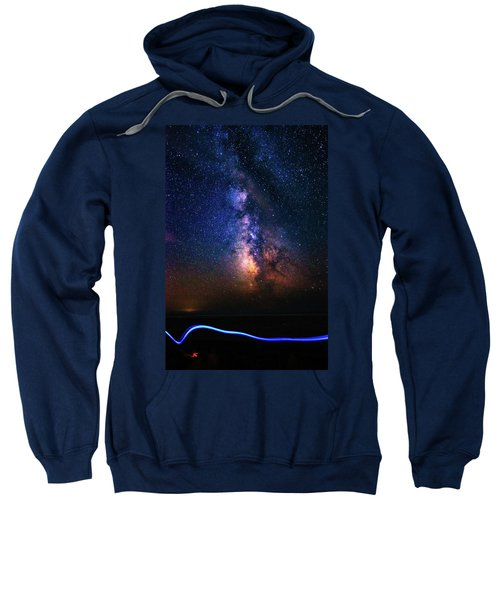 Rising From The Clouds Sweatshirt