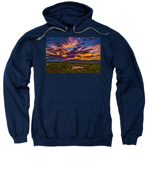 Riverview Sunrise Sweatshirt
