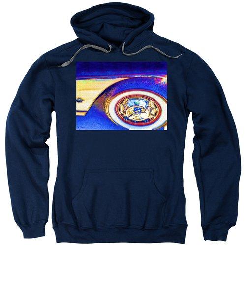 Road Trip Blues Sweatshirt