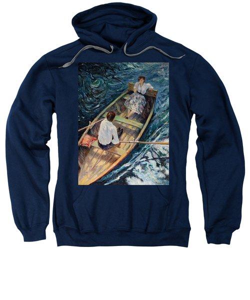 Dordogne , Beynac-et-cazenac , France ,romantic Boat Trip Sweatshirt