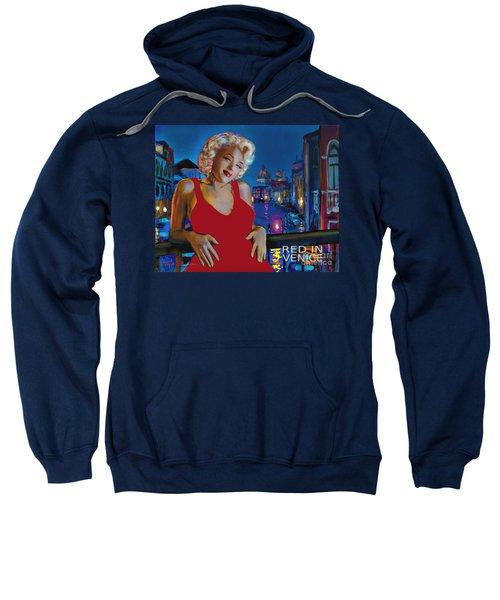 Rot In Venedig / Red In Venice Sweatshirt