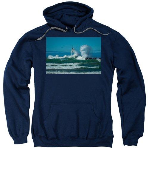 Rough Seas  Sweatshirt