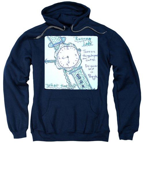 On Time Sweatshirt