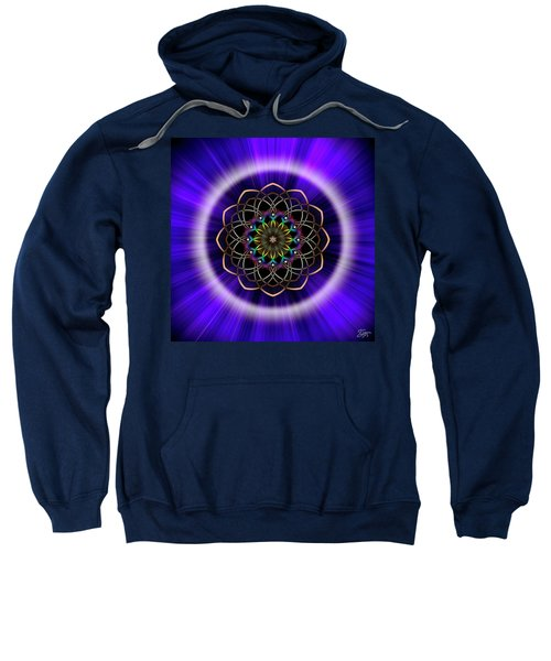 Sacred Geometry 242 Sweatshirt