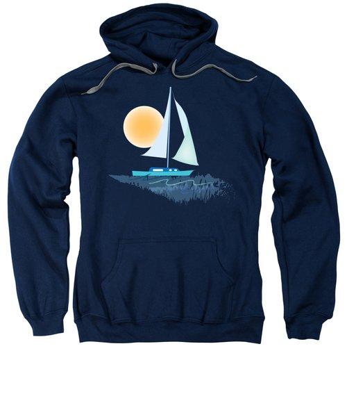 Sailing Day Sweatshirt