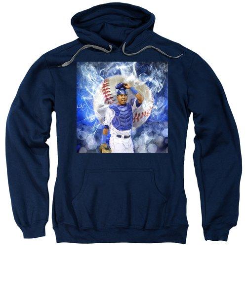 Salvy The Mvp Sweatshirt