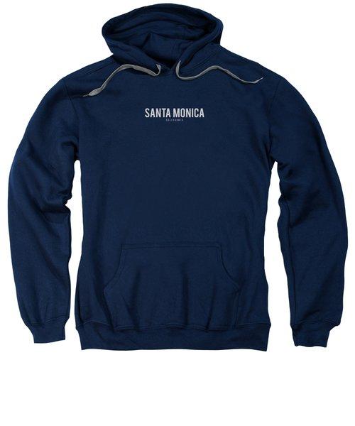 Santa Monica California Sweatshirt
